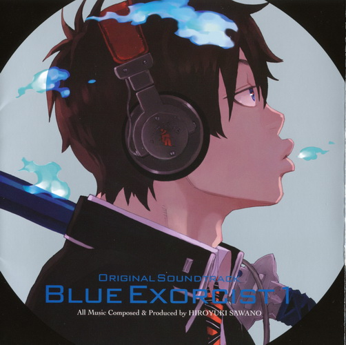 Ao No Exorcist Original Soundtrack 1